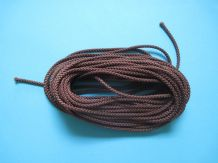 2.8MM QUALITY VENETIAN BLIND CORD DARK BROWN